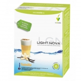 Batido Light Nova Baunilha Novadiet, 6 envelopes
