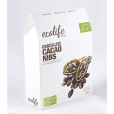 Cacao Nibs Ecolife, 250 g