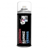 Barniz en spray