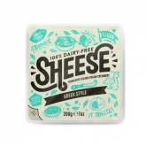 Queso vegano Greek style Sheese, 200 g