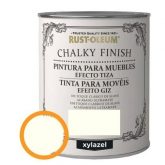 Pintura Chalky Finish Muebles Xylazel Blanco