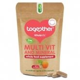 Multivitamínico y minerales Together, 30 cápsulas vegetales