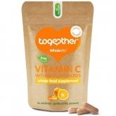 Vitamina C con bioflavonoides Together, 30 cápsulas vegetales