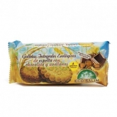 Galletas espelta rellenas chocolate Eco-Salim, 80 g
