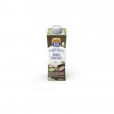 Leche Arroz Calcio y Chocolate BIO Isola Bio, 250 ml