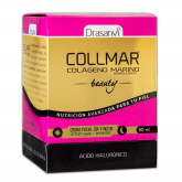 Crema facial Collmar Beauty colagénio e ácido hialurónico , 60 ml