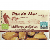 Mejillones en escabeche Pan do mar, 120 g