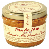 Paté de Cavala com Pimentos, Pan do Mar, 140 ml