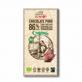 Chocolate 86% SOLÉ 100g