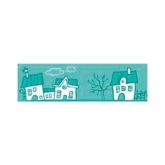 Washi Tape summer small town
