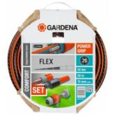 Set mangueira Flex  Gardena 15 mm 20 m