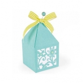 Set 2 cortantes Pretty petal box Thinlits Sizzix