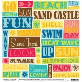 Papel Beach sentiments AC