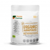 Organic amino power chocolate ECO Energy Feelings