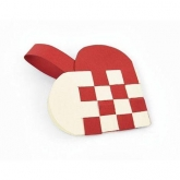 Set 2 troqueles THINLITS Woven heart Sizzix