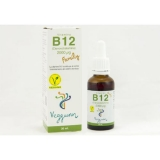 Vitamina B12 Family Veggun, 30 ml