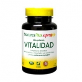 Express vitalidad Nature's plus, 30 comprimidos