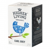 Té Early Grey Higher Living Organic 20 bolsas
