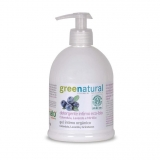 Gel limpiador intimo delicado Greenatural, 500 ml