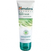 Exfoliante facial neem Himalaya, 75 ml