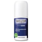 Desodorante Roll-On Masculino Weleda, 50 ml