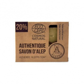 Natural Aleppo Soap 190 gr 25%