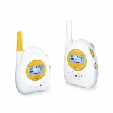 Baby Monitor ECO + ecrã LCD, Beurer