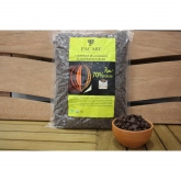 Gotas de chocolate raw 70% - 200g