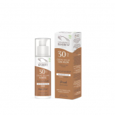 Crema Facial Color Dorado FPS30 Alga Maris 50 ml