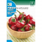 Sementes de pimento picante red cherry small