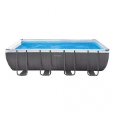 Piscina desmontable Intex - Ultra Frame - 549x274x132 - 17.203 litros