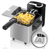 Fritadeira CleanFry 1,5L, Cecotec, 1000W