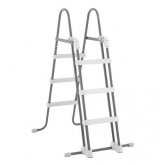 Escalera piscinas Intex - Para piscinas de hasta 122 cm