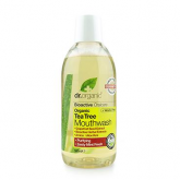 Exaguante bucal tea tree Dr. Organic 500ml