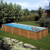 Piscina Rectangular Mint Gre 1018 x 427 x 146 cm