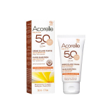 Crema Protección Solar Facial Color Clair Light SPF 50 Acorelle 50 ml