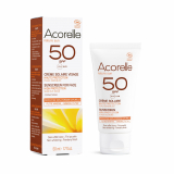 Creme solar facial FPS 50 Acorelle 50 ml