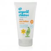 Locion solar sin perfume para niños SPF30 Green People, 150ml