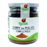 Curry en Polvo Bio Vegetalia 80g