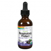 Tos Organic Respiratory Protect Solaray 59 ml