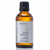 Óleo de jojoba e tea tree Apeiron 50 ml
