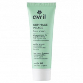 Exfoliante facial orgánico Avril, 50 ml