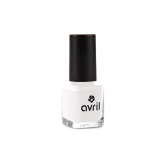 Esmalte uñas francesa blanco N° 95 Avril 7 ml