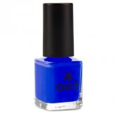 Esmalte de uñas azul Bleu de France N° 633 Avril, 7 ml