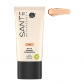 Base Líquida Matte Matt Evermat  03 Golden Sante 30 ml
