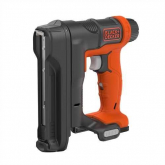Grapadora clavadora 12 V Black +Decker