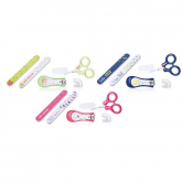Set de manicura evolutivo - 0m+ Little Moments Nuby