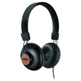 Fones de ouvido Positive Vibration 2 House of Marley black