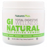 Gi Natural Powder 174 g, NaturesPlus
