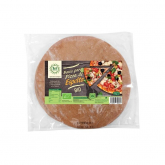 Base pizza masa gruesa de espelta- integral Bio  Sol Natural 2 x 150 g